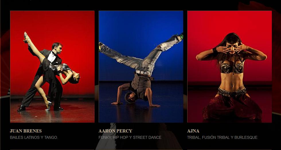 Devadasi Dance Studio-Juan Brenes-Madrid