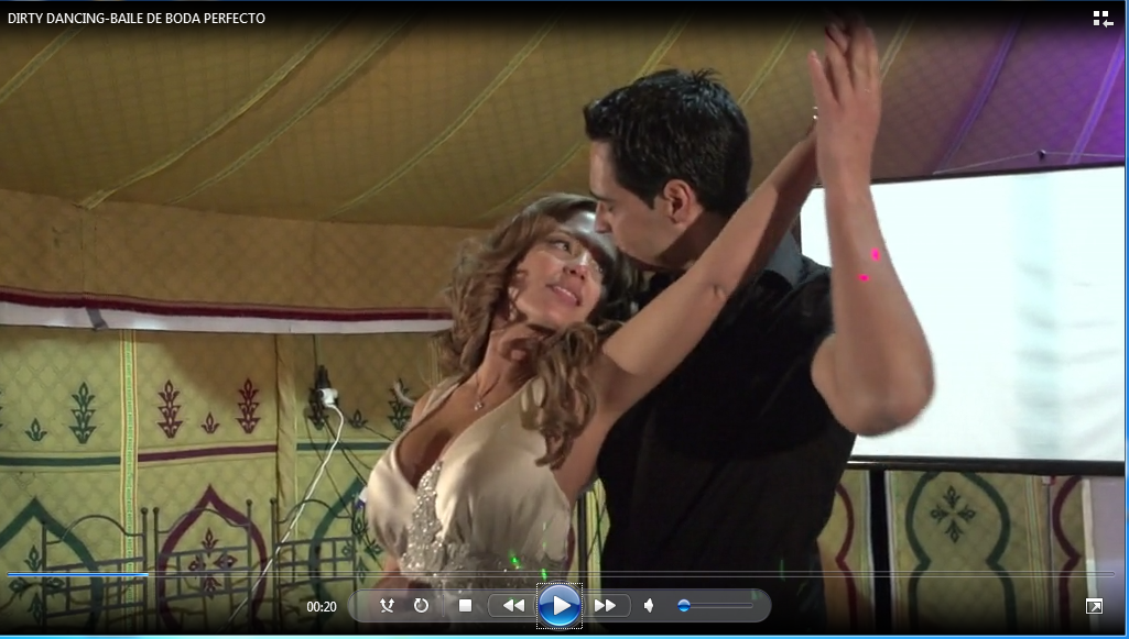 Baile Boda Dirty Dancing-Baile Novios Dirty Dancing-Baile Nupcial Dirty Dancing-Juan Brenes-Laura Holt-juanbrenesdancer