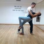 Clases de baile Profesores de baile Madrid Baile de Boda Baile Nupcial Juan Brenes Laura Holt juanbrenesdancer 79