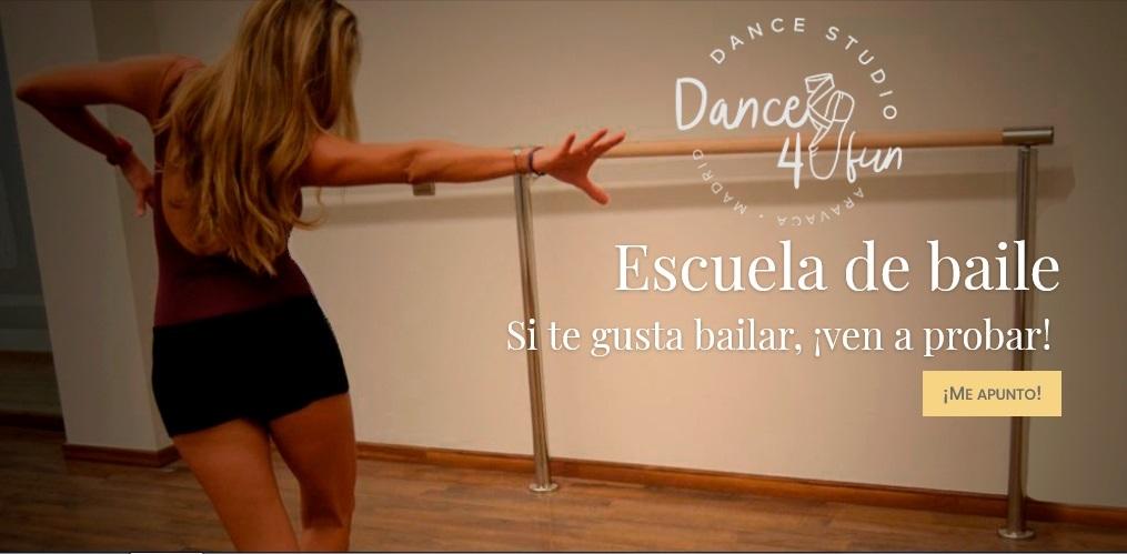Escuela de Danza Dance 4 Fun Dance Studio Academia de Danza