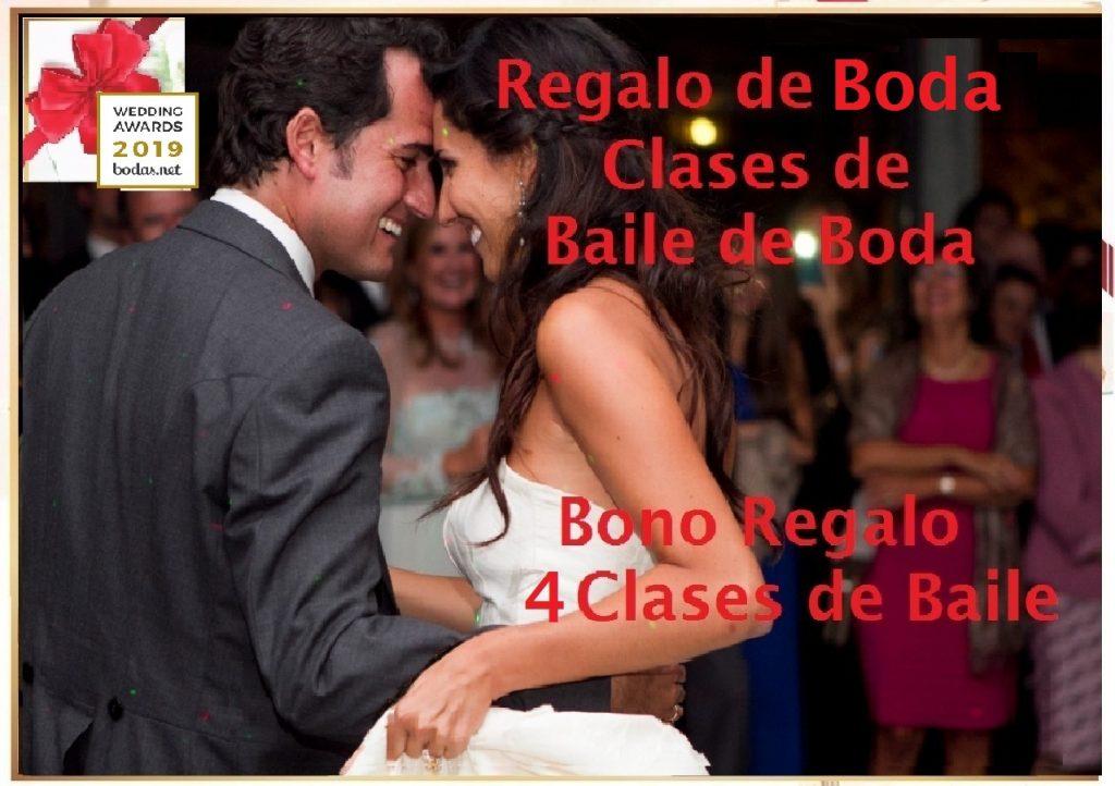 Bono Tarjeta Regalo Clases de-Baile Regalo de Reyes Regalo de Clases de Baile de Boda Baile de Novios Baile Nupcial Juan Brenes Dancer
